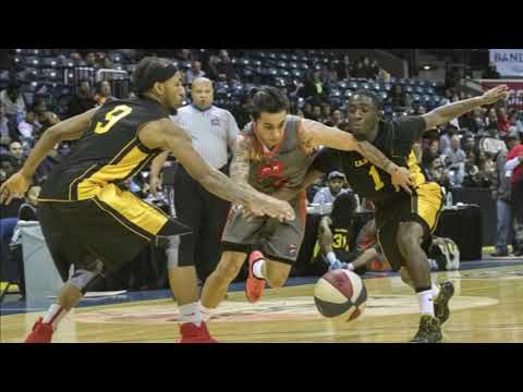 "Eric King 2017 ABA Highlights ""Ankle Bully"""