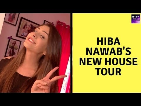 Hiba Nawab Gives A Sneak Peek Into Her New Beautiful House