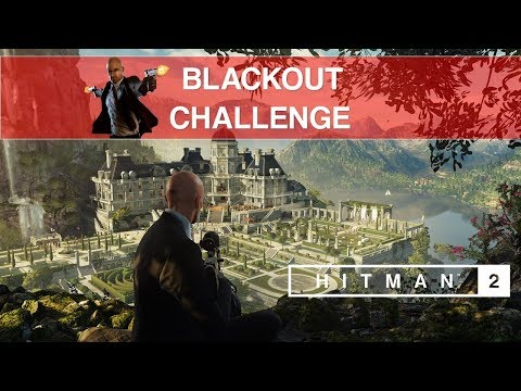 HITMAN Sniper Assassin Blackout Challenge Walkthrough Gameplay guide 4K The Last Yardbird