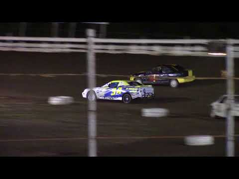 Hummingbird Speedway (9-9-17): Aaron's of DuBois Front-Wheel Drive Four-Cylinder Feature