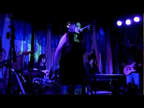 """The Fur Traders cover Shocking Blue """"Daemon Lover"""" @ The Satellite Los Angeles CA 5-21-12"""