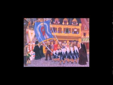 François-Marc Gagnon MMFA Lecture Series 2001 Jean Paul Lemieux Metaphysical Painting (1 of 2)