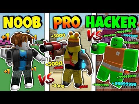 Roblox Bee Swarm Simulator Noob Vs Pro Noob Vs Pro Vs Hacker Destruction Simulator Version Funny Roblox Youtube