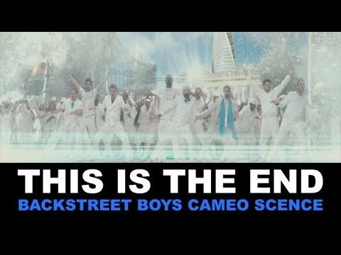 This Is the End Backstreet Boys Cameo 2013