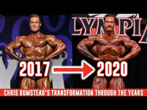 Chris Bumstead's Classic Physique Mr Olympia Transformation 2017 - 2020 | + Big Ramy Posedown