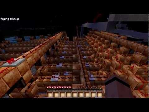 Minecraft-Taschenrechner (Addieren, Subtrahieren, Multiplizieren, Dividieren)