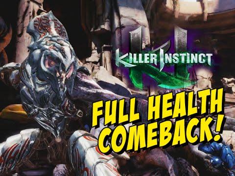 Download FULL HEALTH COMEBACK - Arbiter: Killer Instinct Season 3 (Online Ranked)
