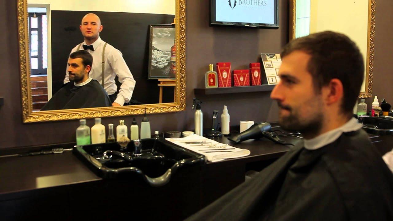 Barber Brothers : Gentlemen Brothers Barber Shop CZ - YouTube