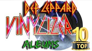 Baixar DEF LEPPARD Top 10 Albums
