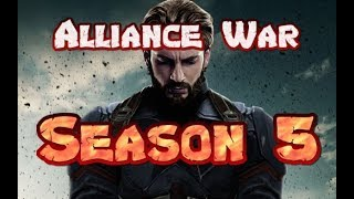 MCOC - Alliance War Season 5 #8