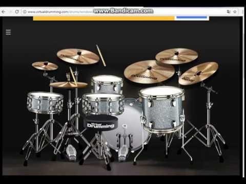 RobinHood Feat Asmirandah - salahkah kita versi Drum travis barker Cover