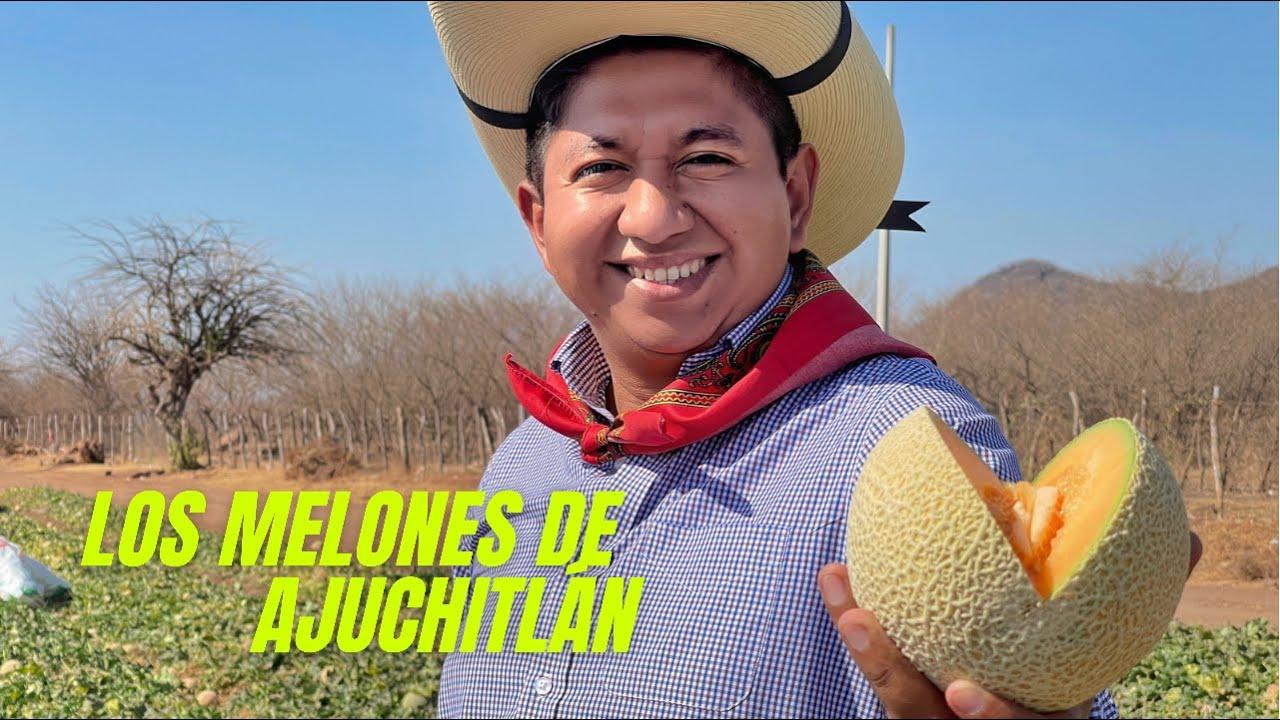 Llegamos a Ajuchitlán y probamos los melones más exquisitos del mundo!!! | SUSCRÍBETE |