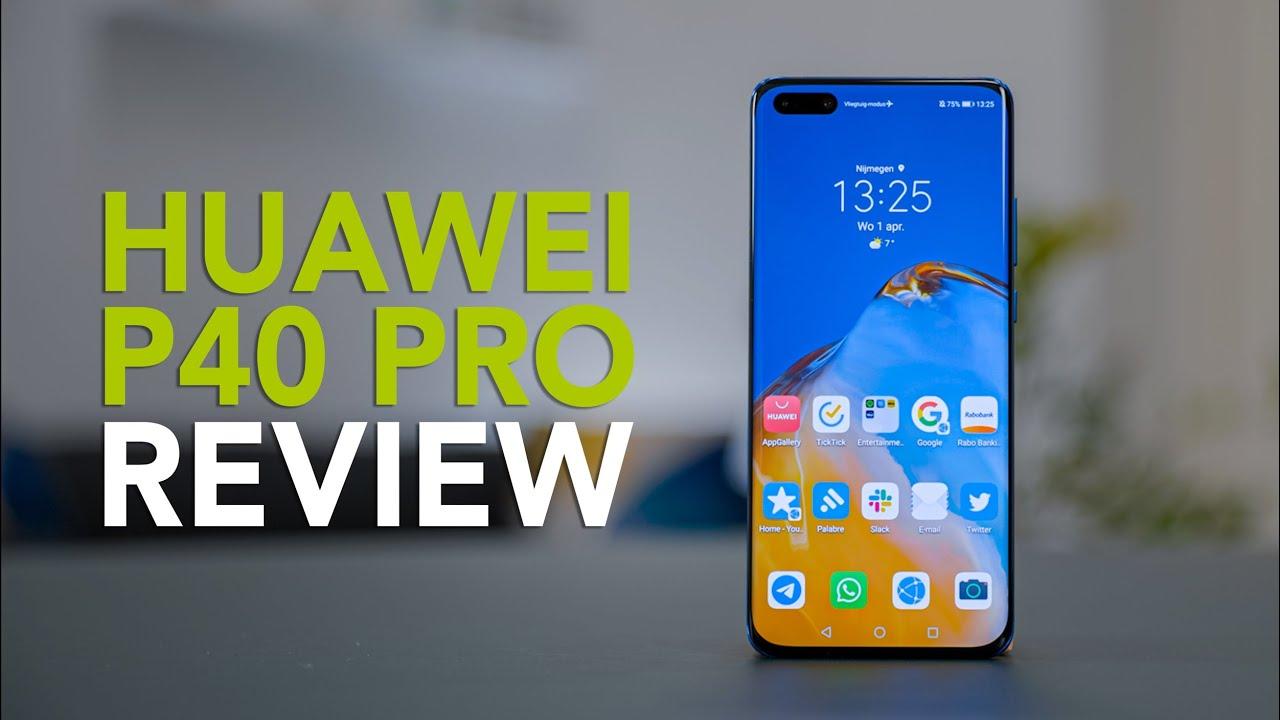 Huawei P40 Pro review: topcamera's redden Google-loze smartphone niet