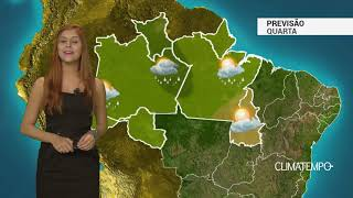 Previsão Norte - Tempo volta a ficar seco no TO
