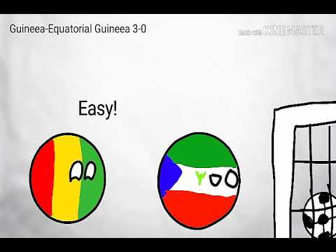 Africa Cup 2020 CountryBalls  (Not Real)