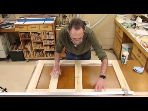 The Down to Earth Woodworker - Bath Vanity Project Part 5