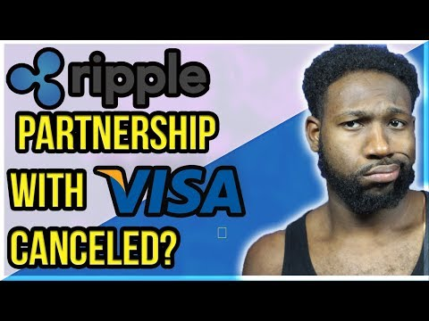 Ripple Visa Partnership Canceled ? - VISA to Compete with Ripple! -B2B Connect - XRP CryptoCurrency