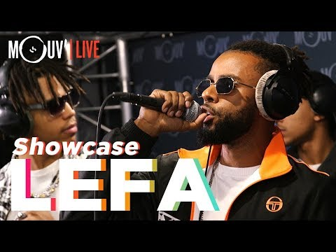 Youtube: LEFA : Showcase exclusif (Live @Mouv' Studios)