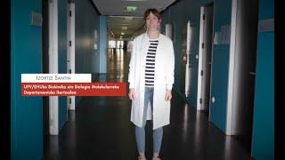 """Zientzialari 148-Izortze Santin:""""1motako diabetesaren geneak ikertzeak diagnostikoan lagundu dezake"""""""