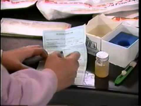 Drugs at Work 1988 National Institute of Health film movie employee workplace video