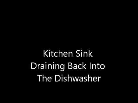 garbage disposal drain hook up