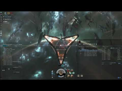 EVE Online Solo T3 Frigate Electrical Frigate Abyssal Site - Sisi