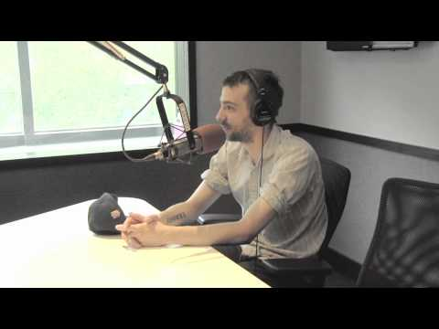 Jay Baruchel interview with Barry Morgan