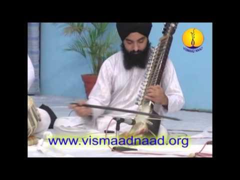 Raag Tilang Kafi : Bhai Harbaljit Singh  - Adutti Gurmat Sangeet Samellan 2011