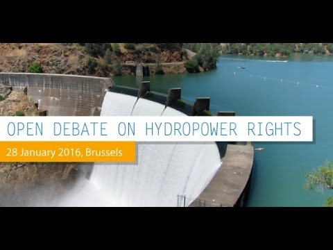 FSR debate on hydropower rights