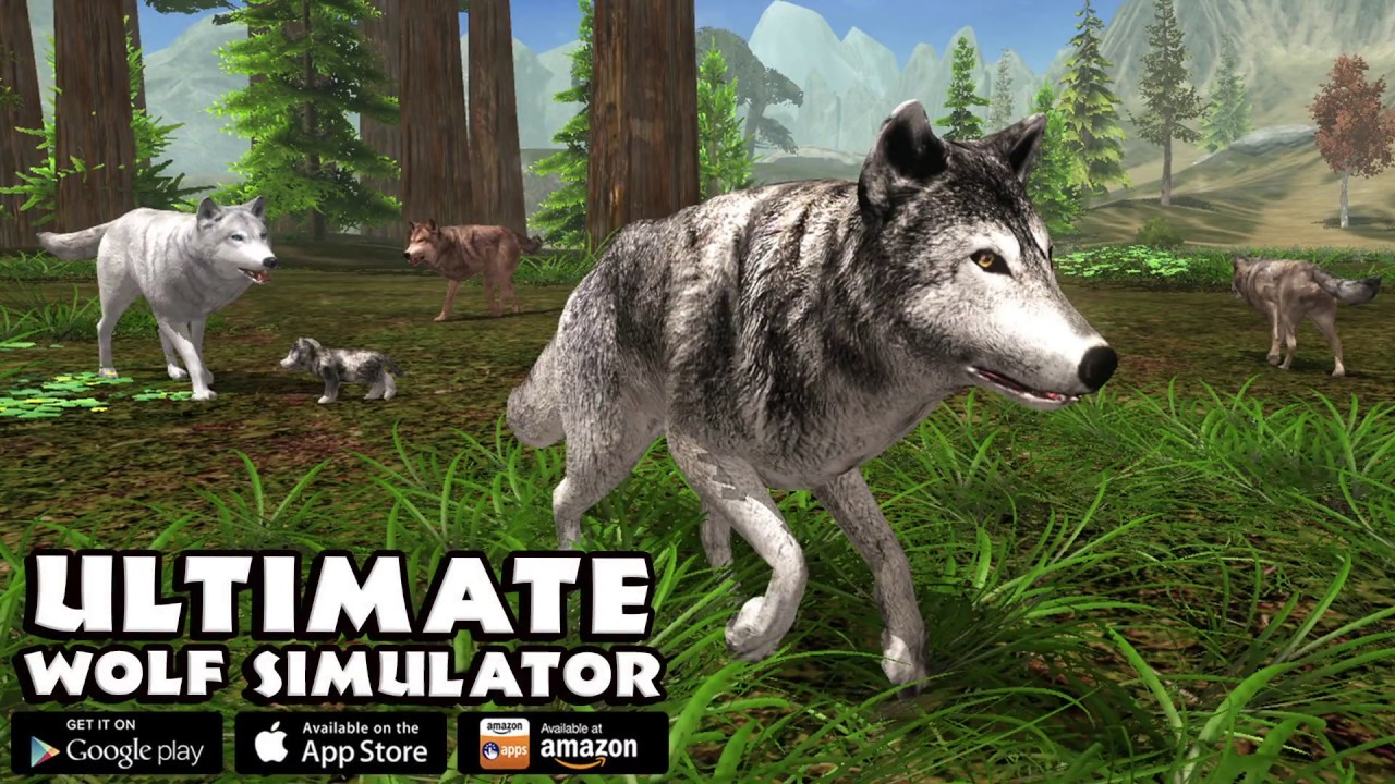 Ultimate Wolf Simulator - by Gluten Free Games LLC - Simulation Games  Category - 3 Review Highlights & 11,421 Reviews - AppGrooves: Get More Out  of