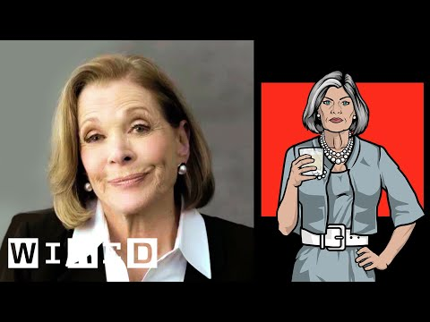 'Archer' Cast Makes Trading Cards For Their Characters   WIRED