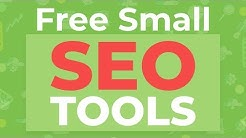 Small SEO Tools | SEO tools for website | SEO checker tools free