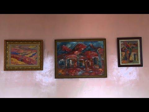 Живопись для деревни. Выставка художников Армении для жителей села