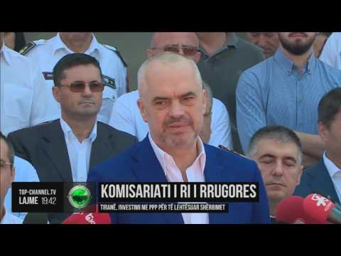 Edicioni Informativ, 29 Korrik 2016, Ora 19:30 - Top Channel Albania - News - Lajme