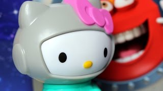 Hello Kitty in space 🍟 Happy Meal McDonald's Toys 🍎 Discover the secrets of the cosmos
