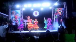 Ritmos, el espectáculo (Grupo de Baile PUCMM CSTA) - Merenguero hasta la tambora