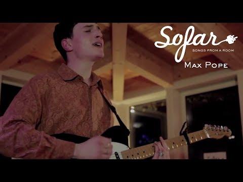 Max Pope - Spooky | Sofar Milan