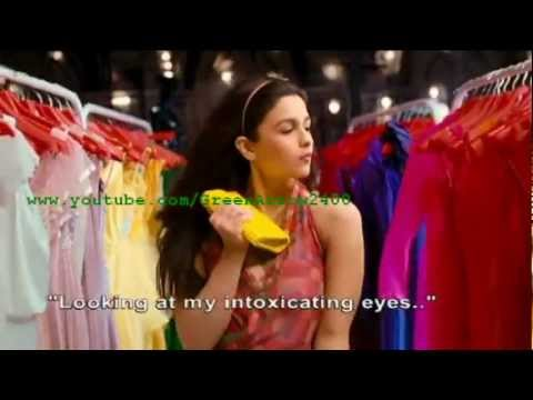 Gulabi Aankhen Lyrics - Movie: Student Of...