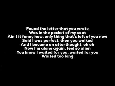 Matt Terry - The Thing About Love (Lyrics)
