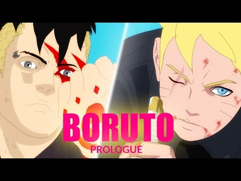 BORUTO VS KAWAKI  [BORUTO CHAPTER 1 PROLOGUE] ANIMATION (sub Eng/Fr)