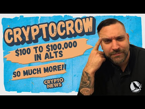 Turn $100 into $100,000 Trading Alts - Cliff High Predictions