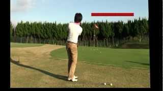 アプローチ 3種類の球を打ち分ける方法!golf approach shot