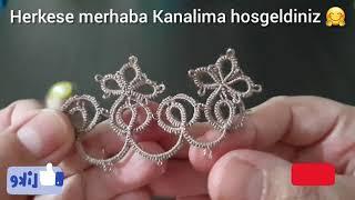 mekik oyasi( sirali mekikoyasi)tattingshuttle tattingjewelry