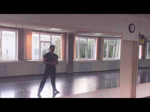 ВАРИАЦИЯ cha-cha-cha 2017 Денис Дунаев Latin Dance