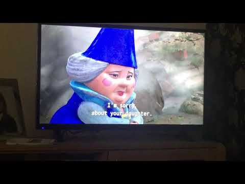 """Gnomeo And Juliet """"I Think This Ending Is Much Better.'"""