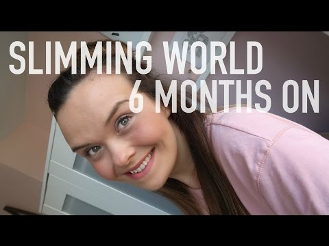 SLIMMING WORLD WEIGHT LOSS UPDATE – SIX MONTHS ON – WEEK 30 | Charlotte Taylor