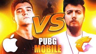 EGOİST PATİYLE KÜTÜPHANEDE VS ATTIK!! | PUBG Mobile Youtuber 1vs1 Serisi
