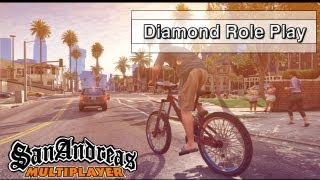 Как заработать миллион? | Let's Play Diamond Role Play | №2