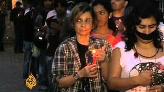 Video Indians mourn death of gang-rape victim download MP3, 3GP, MP4, WEBM, AVI, FLV November 2017