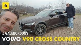 Volvo V90 Cross Country   Se non volete un SUV...